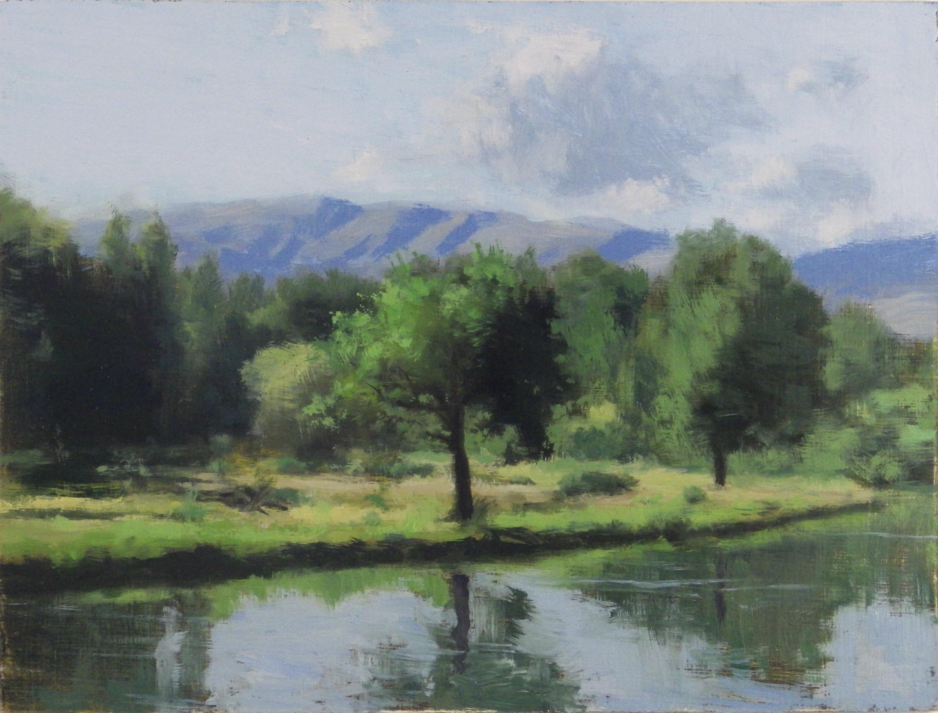 7-17-14 Boise River Calm