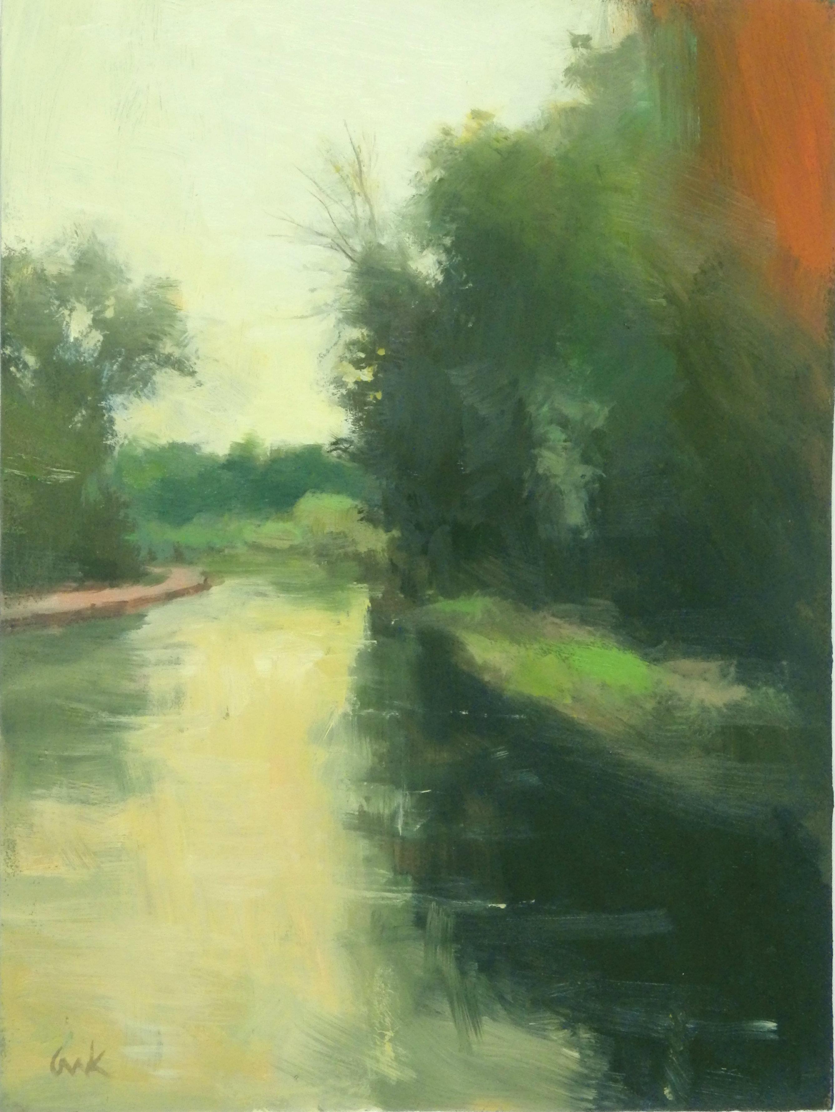 9-3-14 Summer Canal
