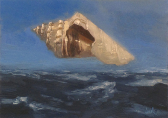 Shell Over Sea